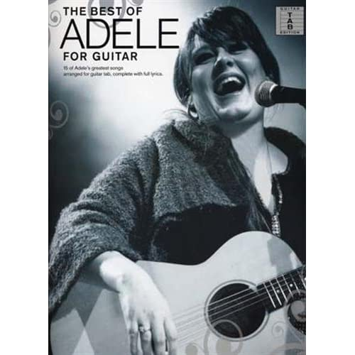 Adele Best Of Guitar Tab.