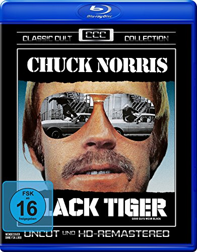 Black Tiger - Classic Cult Edition [Blu-ray]