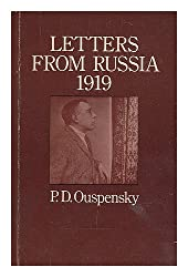 Letters from Russia, 1919