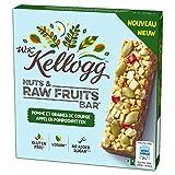 Kellogg's Barres Céréales Wkk Apple/Sq Seeds 4 x 30 g