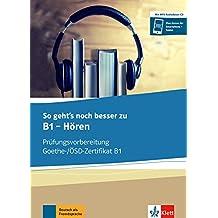 Suchergebnis Auf Amazonde Für Goethe Zertifikat B1 Bücher