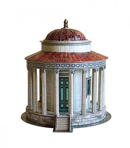 keranova-keranova339-scala-1-87-16-x-185-x-17-cm-intelligente-carta-tempio-di-vesta-mondo-puzzle-3d