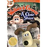 Wallace & Gromit: A Close Shave by Peter Sallis
