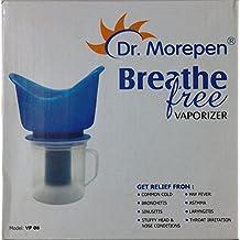 Dr. Morepen VP06 Breathe Free Vaporizer (Blue)