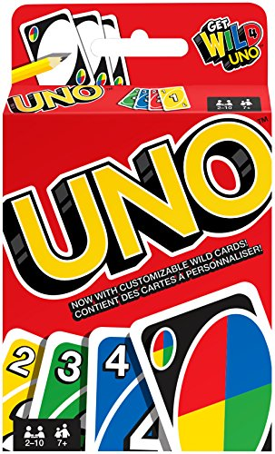 Mattel – UNO – Kartenspiel [UK Import]
