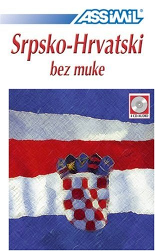 Srpsko-Hvatski bez Muke ; Enregistrements CD Audio (x4)