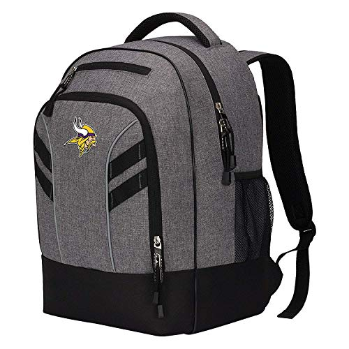 The Northwest Company NFL Razor Rucksack, Grau, 48,3 cm, Unisex, Razor Backpack, grau, Einheitsgröße -