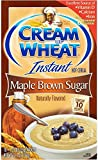Cream of Wheat Instant Hot Cereal Maple Brown Sugar350gram
