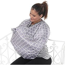 Still, Baby Autositz Himmel mit Peekaboo Öffnung, Infant Stillen, Autositz Cover für Neugeborene, Baby Dusche Geschenke