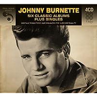 Six Classic Albums Plus Singles Johnny Burnette (4 CD)