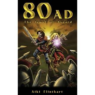 80AD - The Jewel of Asgard (Book 1)