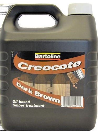 creocote-creosote-substitute-dark-brown-timber-wood-fence-treatment-4ltr