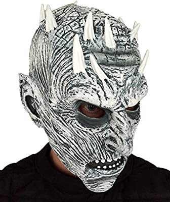 King White Walker Mask