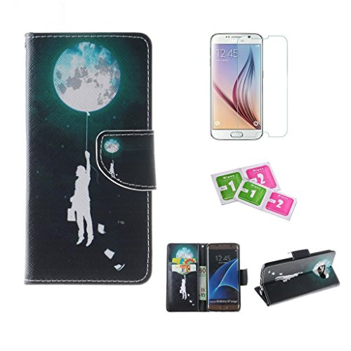 IPhone-66s-case-JGNTJLS-with-Free-Tempered-Glass-Screen-Protector-Premium-PU-Leather-Wallet-Embedded-Flip-Magnetic-Detachable-Close-Lock-with-Colorful-Pattern-and-Credit-Card-Holder-Slots-Smart-Standi