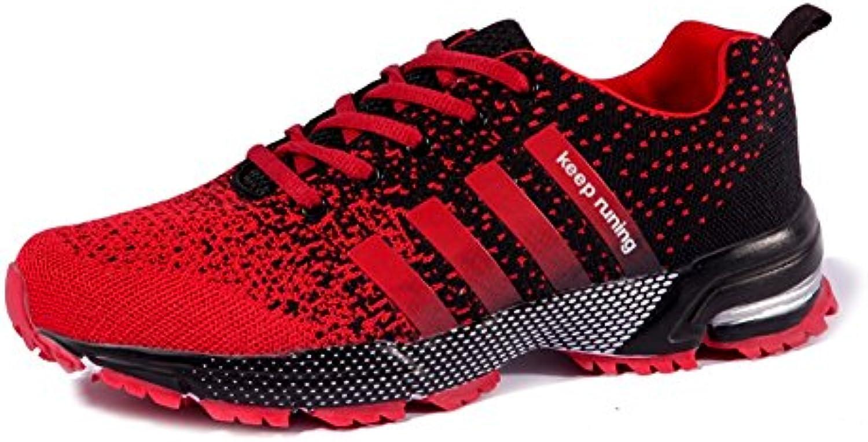 Scarpe Scarpe Scarpe da Donna New Flying Line scarpe da ginnastica, Lovers Lace-Up Scarpe Casual Traspiranti, per Attrezzature Fitness,...   Pregevole fattura  e97af9