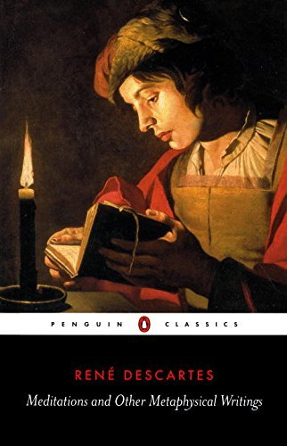 Meditations and Other Metaphysical Writings (Penguin Classics) by Rene Descartes (1999-09-01)