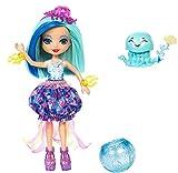 Enchantimals FKV57 Quallenmädchen Jessa Jellyfish mit Farbwechsel