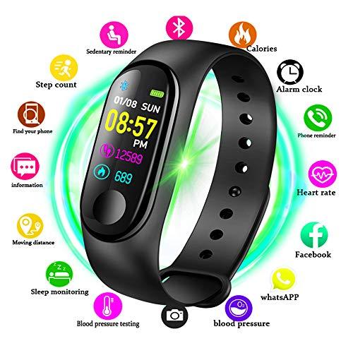 26eb9fa8a LYTU Reloj Deportivo Inteligente Mujeres Deporte Impermeable Smartwatch  Presión Arterial Monitor De Ritmo Cardíaco Reloj Inteligente Hombres  Gimnasio ...