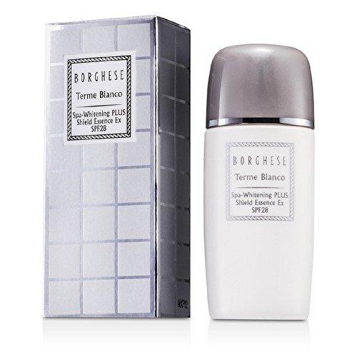 Borghese Kosmetik (Borghese Terme Bianco Spa-Whitening Plus Shield Essence Ex SPF28 35ml/1.23oz - Hautpflege)