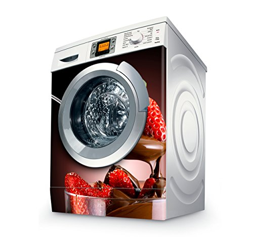 Vinilo Lavadora | Stickers Washing machine| Pegatina Lavadora | Fresa&Chocolate
