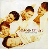 Songtexte von Take That - Everything Changes