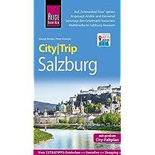 Reise Know-How CityTrip Salzburg: Reiseführer mit Stadtplan und kostenloser Web-App