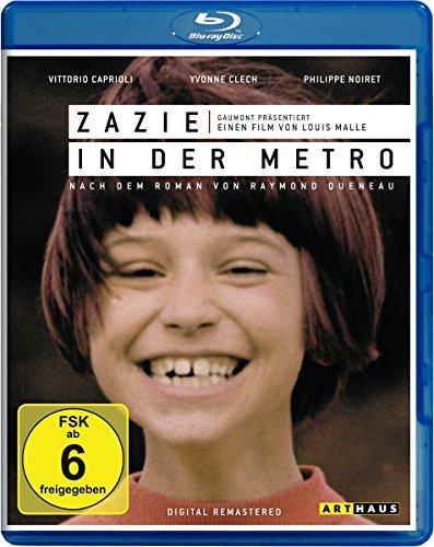 Bild von Zazie in der Metro [Blu-ray]