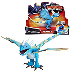 Dragons - Ensemble de jeu d'action - Dragon Tempête - Stormfly - Deadly Nadder