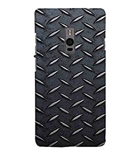 For OnePlus 2 :: OnePlus Two :: One Plus 2 Incects, Grey, Cartoon and Animation, Printed Designer Back Case Cover By CHAPLOOS