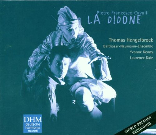 Cavalli - La Didone / Kenny, Dale, Balthasar-Neumann-Ensemble, Hengelbrock