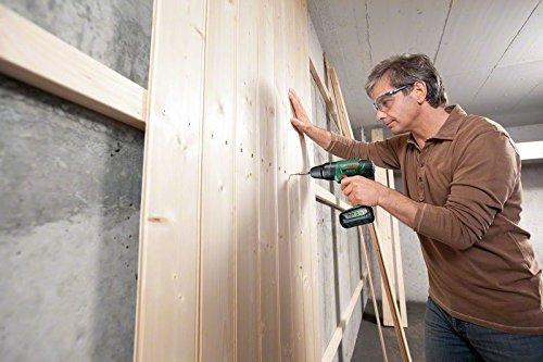 Bosch DIY Akku-Schlagbohrmaschine PSB 14,4 LI-2, Ladegerät, Akku, Doppelschrauberbit, Koffer (14,4V, 2,5 Ah, Schrauben-Ø bis 8 mm, BohrØ 30 mm in Holz, 13 mm in Stahl, 14 mm in Mauerwerk) - 5