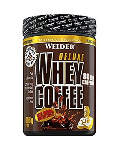 Weider, Whey Coffee, 1er Pack (1x 908g)