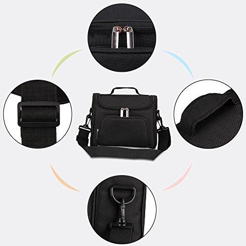 Beamer Tasche, Passende Tasche für 4 Zoll Mini Beamer, DR.Q - 3