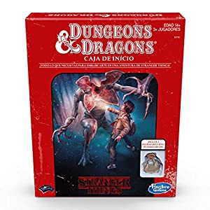 Stranger Things Dungeons and Dragons (Hasbro E3702105)