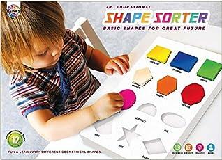 Ratna'S Educational Shape Sorter Junior For Kids