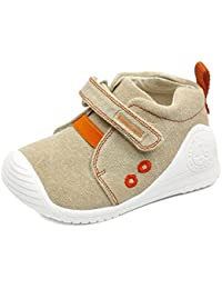 Biomecanics 172157, Zapatillas infantiles de lona para niña, color rosa, talla 21