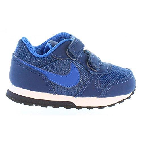 Nike MD Runner 2 (TDV), Chaussures Premiers Pas pour Bébé (Garçon)