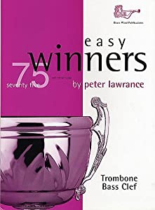 Easy Winners Trombone BC with CD