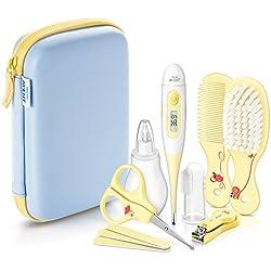 Philips Avent SCH400/30 - Set para el cuidado del bebé, color azul