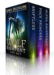 Wolf Rampant Box Set: A Fantastical Werewolf Adventure (English Edition)