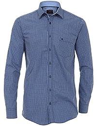 Casa Moda - Comfort Fit - Herren langarm Hemd mit Kent Kragen (462547900)