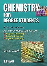 B.SC.Chemistry - II (UGC)