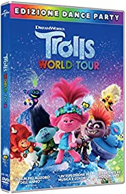 Trolls World Tour  ( DVD)