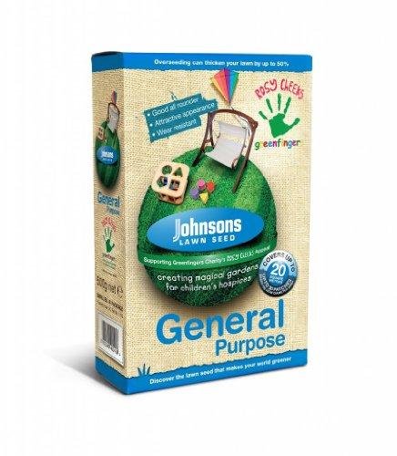 Johnsons 500g Allgemeine Zwecke Rasensamen