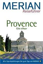 Provence/Côte d'Azur (MERIAN Reiseführer)