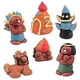 24 Zuckerfiguren Indianer