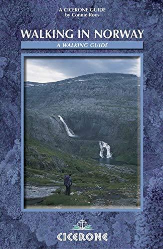 Walking and Trekking in Norway. Cicerone. (Cicerone guides) por Constance Roos