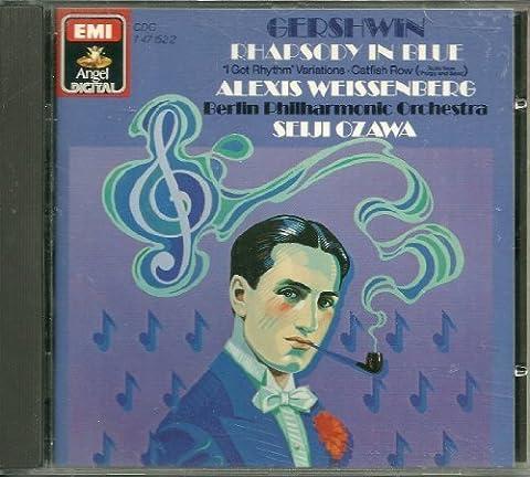 Gershwin: Rhapsody in Blue / I Got Rhythm Variations / Catfish Row by N/A (0100-01-01)
