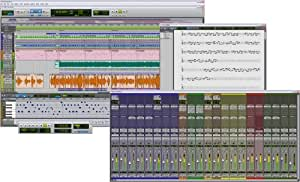 AVID DIGIDESIGN PRO TOOLS M-POWERED 8 - LOGICIEL DE PRODUCTION MUSICALE - PROTOOLS MPOWERED STOCK-B
