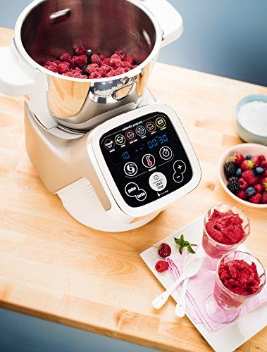 Moulinex cuisine companion hf802aa1 robot de cocina for Moulinex companion prezzo